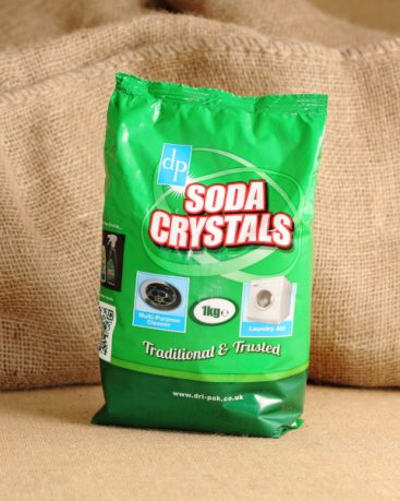 Soda Crystals The Vintage Wash House