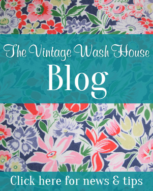 The Vintage Wash House Blog