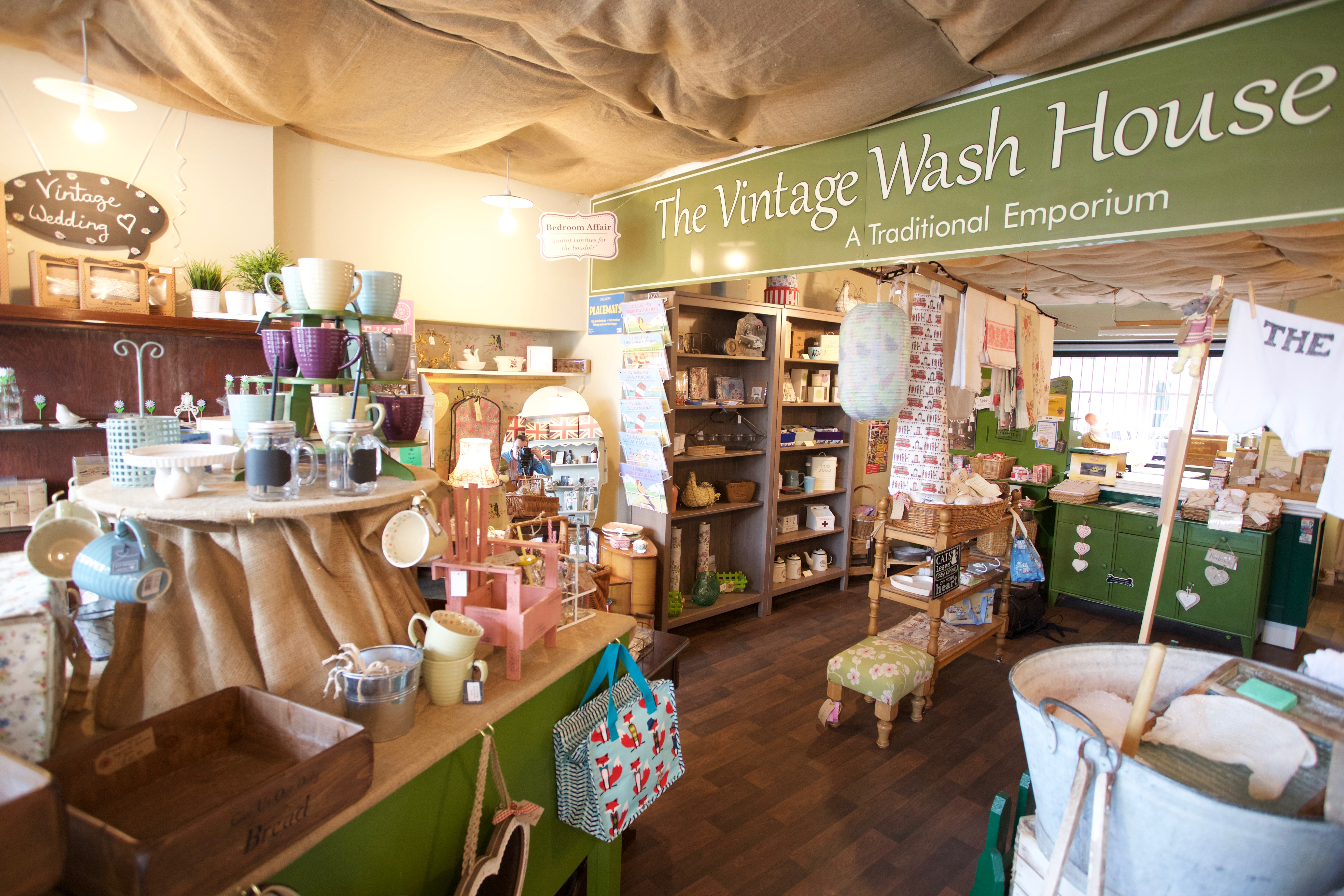 Eco Friendly Cleaning Products The Vintage Wash House